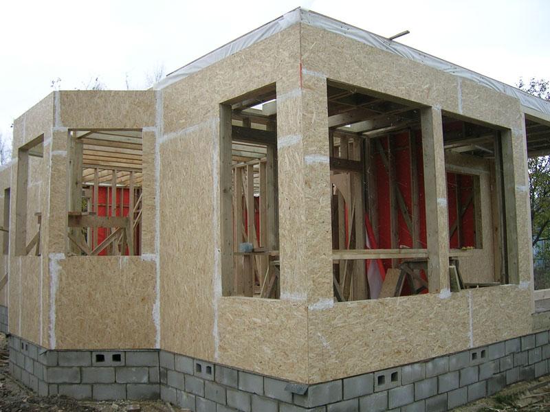 Заказать Строительство дома по канадской технологии