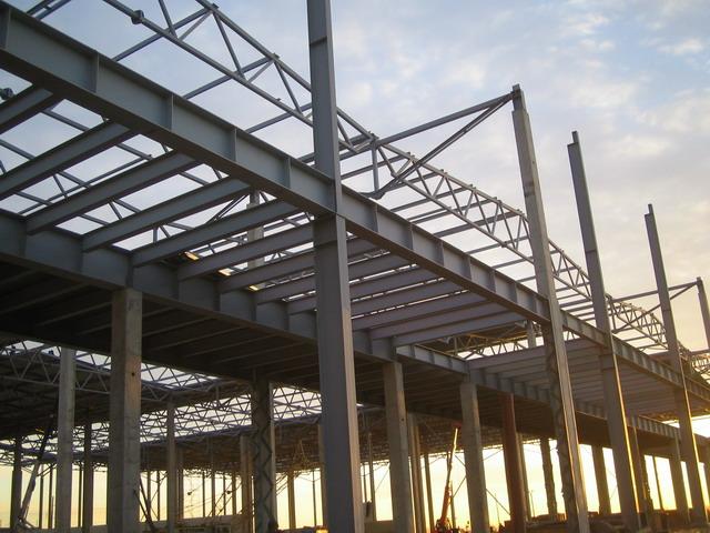 Заказать Строительство металлических конструкций
