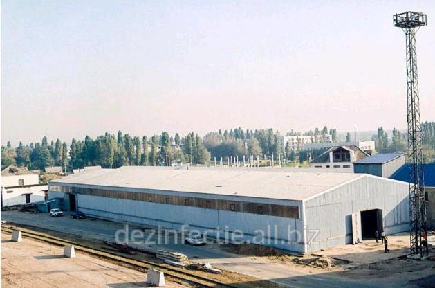 Заказать Переработка, фасовка и перегрузка гранулированных минеральных удобрений мощность 120 тыс. т. в год