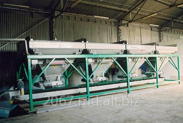 Заказать Комплекс по переработке, фасовке и перегрузке гранулированных минеральных удобрений мощность 120 тыс. т. в год