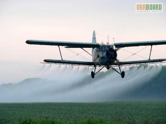 Заказать Авиационно-химические работы