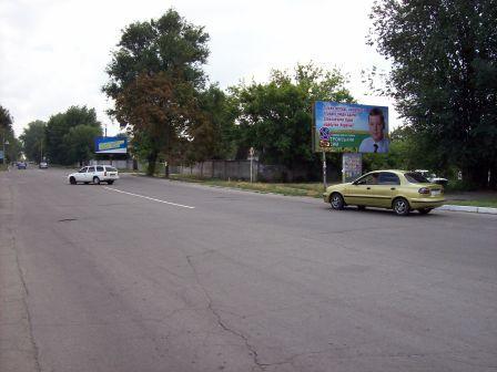 Заказать Аренда билбордов ул.Заводская-Гагарина