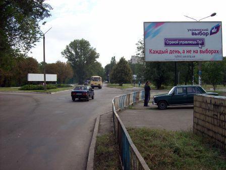 Заказать Аренда билбордов ул.Заводская (автовокзал)