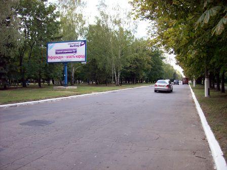 Заказать Аренда билбордов ул.Петровского (напротив исполкома)