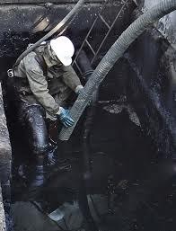 Очистка, откачка, транспортировка нефтепродуктов с последующей утилизацией