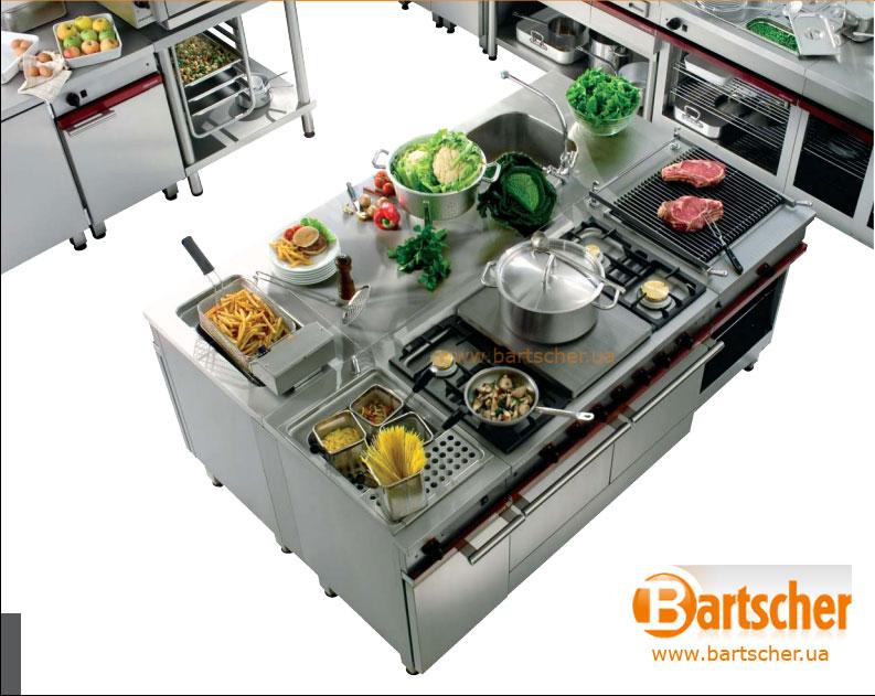 Заказать Оборудование для кухни «BARTSCHER» в Украине