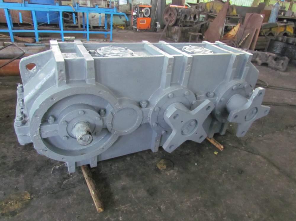 Заказать Капитальный ремонт редукторов 1Л800К12 и 1Л800К22