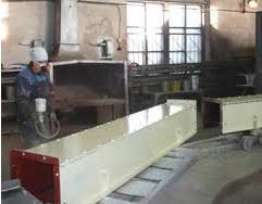 Заказать Капитальный ремонты ленточных и скребковых конвейеров