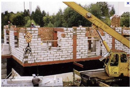 Строительство и ремонт зданий, Строительство промышленных объектов и сооружений