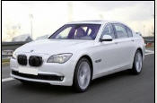 Заказать Аренда автомобилей представительского класса BMW 760 LI