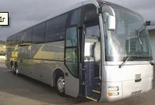 Заказать Аренда автобусов в Киеве: MAN Lionstar 1