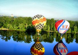 Заказать Полёт на воздушном шаре