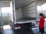 Заказать Мойка грузового транспорта
