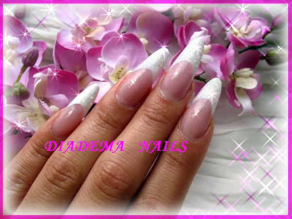 Order Correction and nail extension. Acryle. Gel. Kiev. Hardware manicure. Gel varnish. Shellac. Discounts.