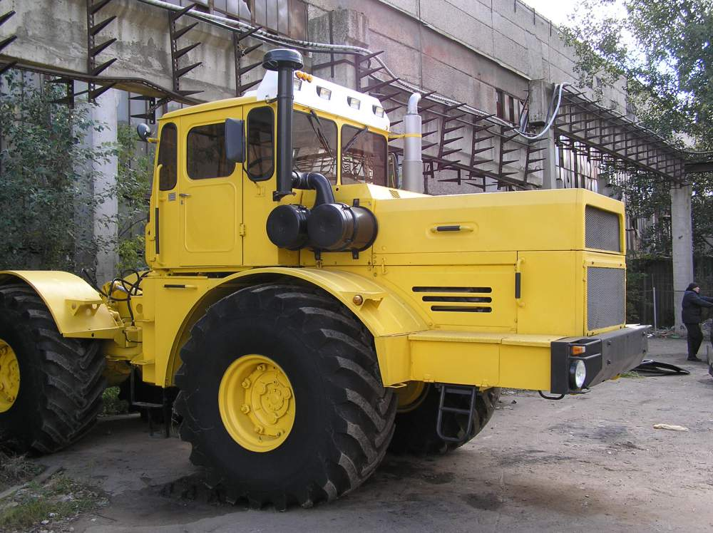 Ремонт тракторов в Гродно и области
