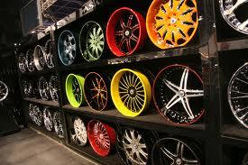 Заказать Покраска автомобильных дисков