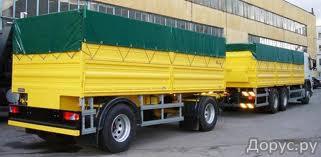 Заказать Грузоперевозки автомобильные сельскохозяйственной продукции.