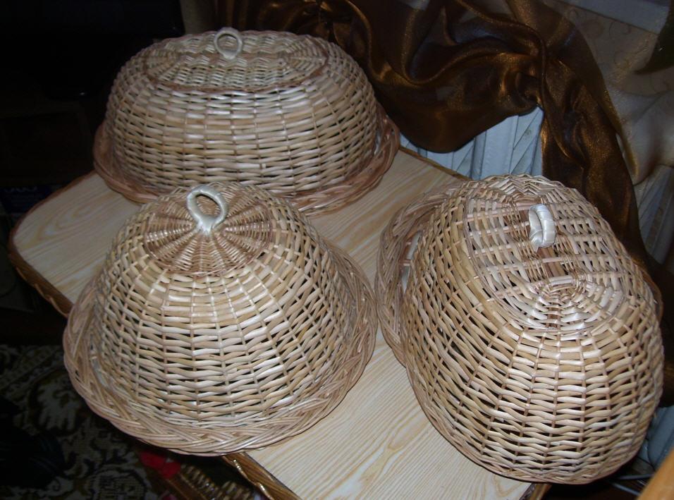 Заказать Плетеные изделия на заказ, изделия из лозы, Корзины пасхальные, Корзины пикниковые, хлебницы