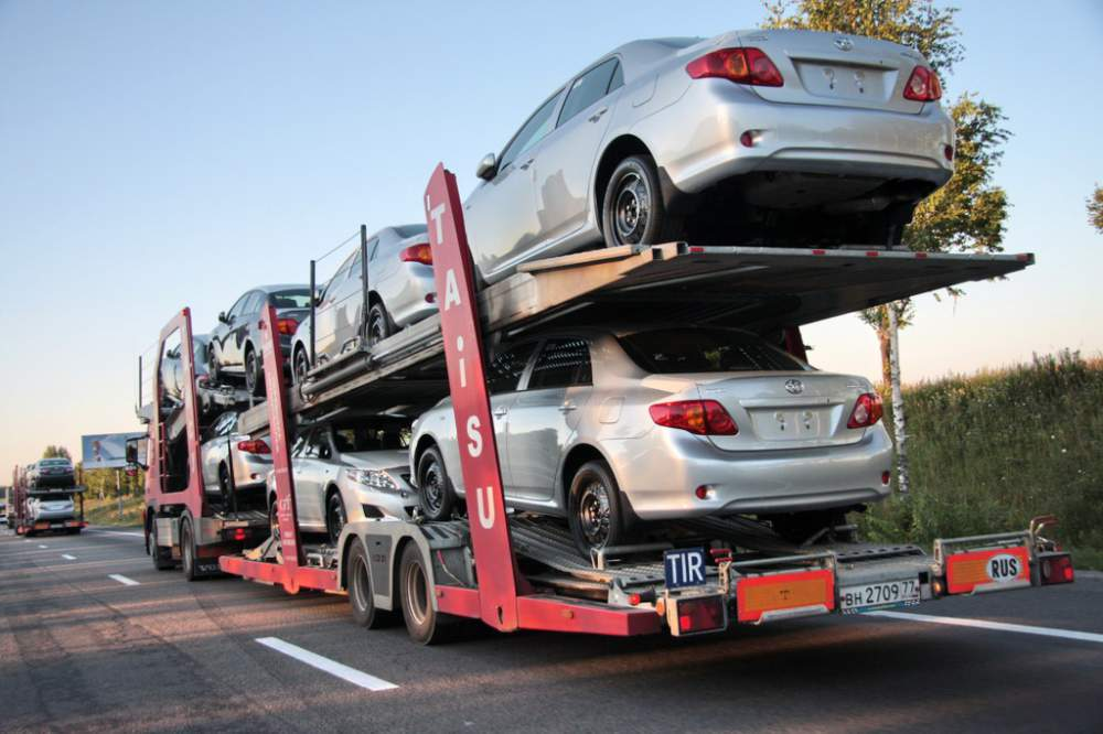 Order Customs clearance of cars Donetsk