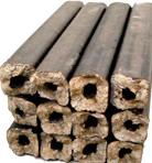 Заказать Брикеты топливные из древесины