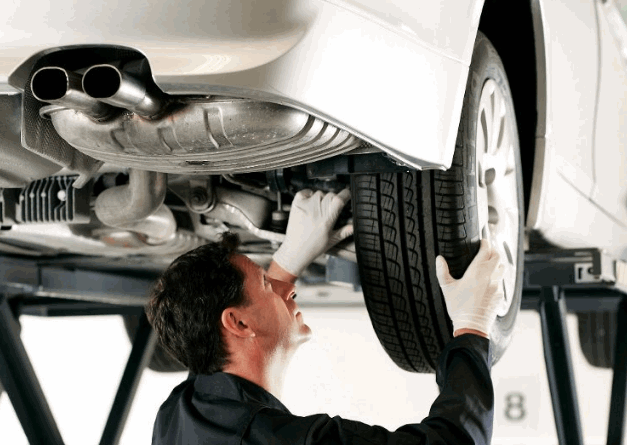 Order Inspection of automobiles