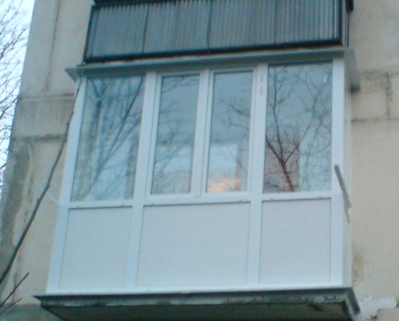 Французские балконы фото и цены