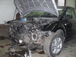 Заказать Капитальный ремонт грузовых, легковых автомобилей