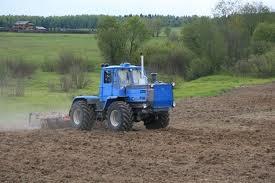Заказать Обработка земли, пахота, дискование, культивация, посев