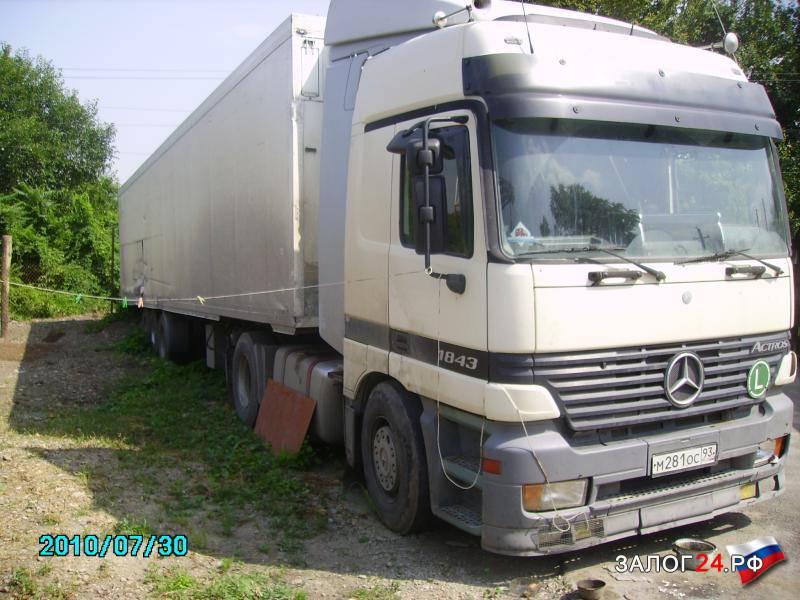 Заказать Грузовые автоперевозки по Украине, любые грузы до 22 тонн. в любое время. Автомобиль MERCEDES-BENZ седельный тягач-Е.