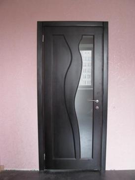 Заказать Изготовление дверей из натурального дерева