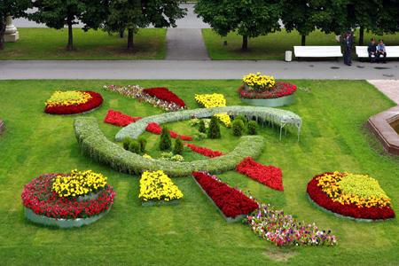 ландшафтный дизайн на украине фото