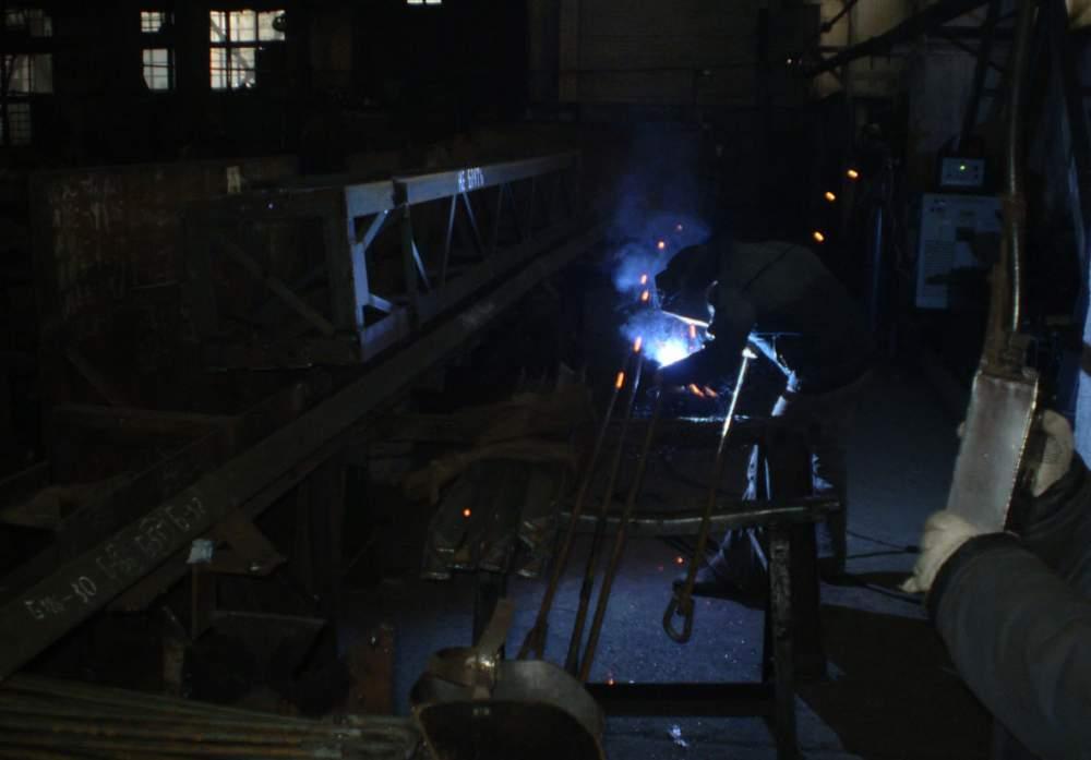 Заказать Изготовление строительных металлоконструкций