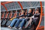 Спортивный туризм - пятидесятитысячный стадион ФК «Шахтер»