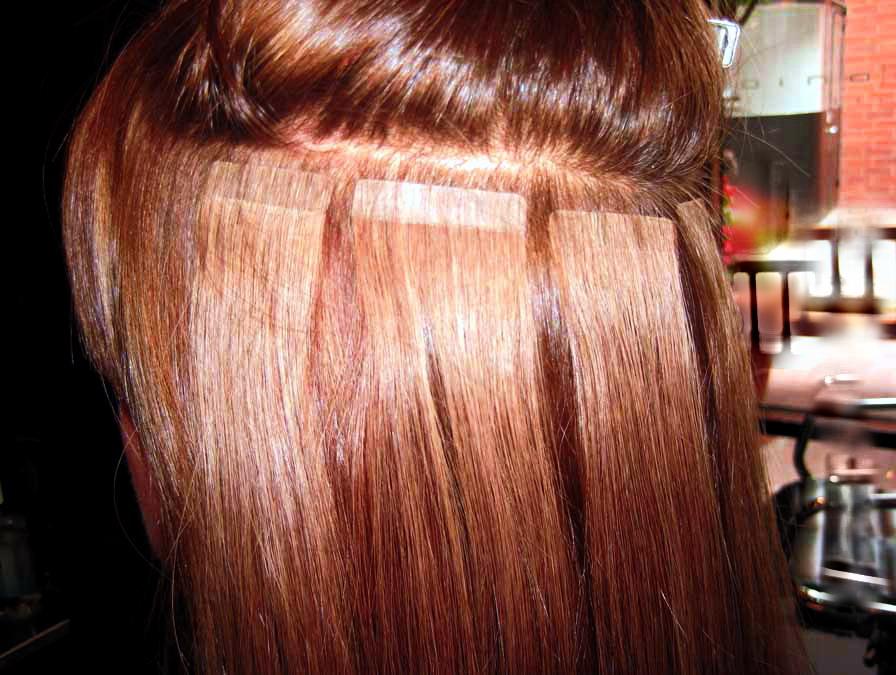 Наращивание волос в киеве фото и цены