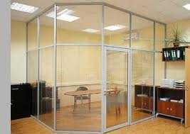 Order Installation of office partitions
