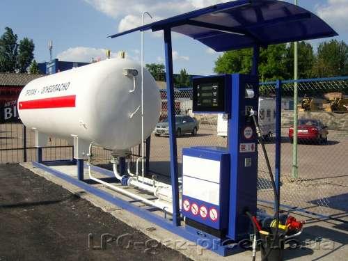 Заказать Продажа автомобильно-газовых станций