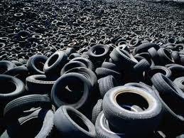 Утилизация изношенных шин, Киев