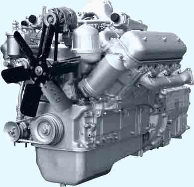 Заказать Ремонт двигателей ЯМЗ-236, ЯМЗ-238