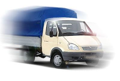 Заказать Грузова газель (фургон) (1 автомобіль)