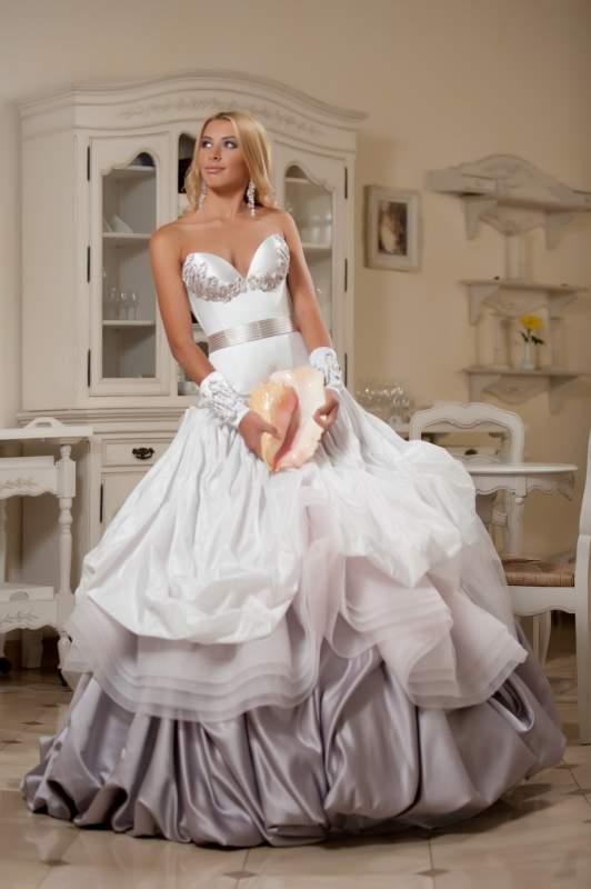 9829c842dff0a17 Картинки эксклюзивных свадебных платьев - Модадром