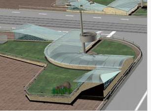 Проектирование автодорог.  Подземный переход на ул. Оборонная - ул. Советская