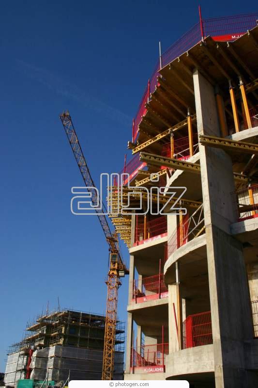 Заказать Услуги по строительству зданий