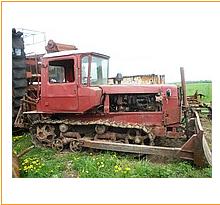 Заказать Аренда трактора ДТ75