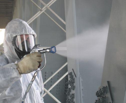 Заказать Антикоррозионная защита металлоконструкций и сооружений
