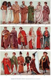 Пошив исторической одежды