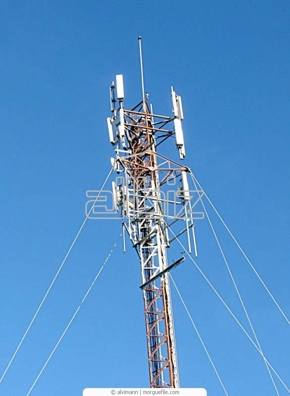 Order Installation of radio towers