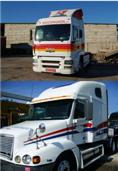 Заказать Автомобильные контейнерные грузоперевозки по территории Украины.