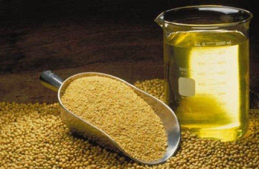 Заказать Переработка сои в жмых и соевое масло