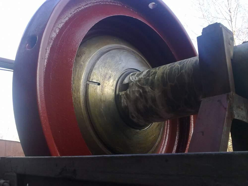 Order Repair of the crushing equipmen