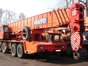 Заказать Аренда автокрана 16, 25, 50 тонн